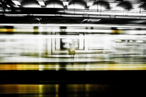 Article : Le vin et le train